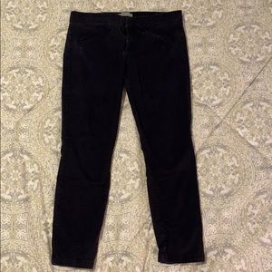 Gap Ultra Skinny Navy Pant